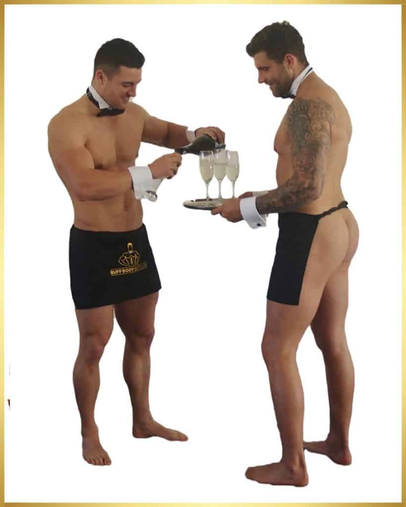 Butlers in the Buff-About Us - YouTube
